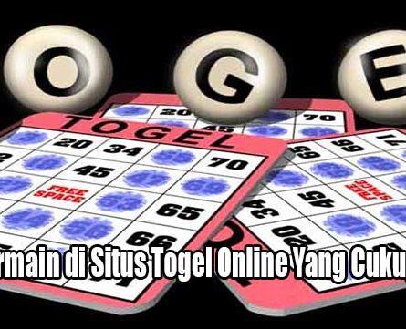 Tips Bermain di Situs Togel Online Yang Cukup Benar